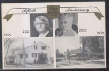 Postcard SKANEATELES NY  Krebs Restaurant 50th Anniversary Multi-view 1949