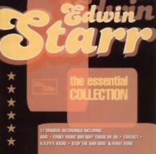 Edwin Starr - Essential Collection (NEW CD)