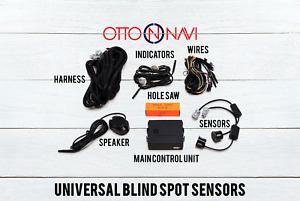 Blind Spot Sensor Monitor Detection System for Dodge Vehicles