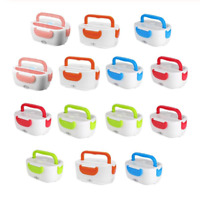 Portable Electric Heating Lunch Box Food Heater Rice Container Multi-functional
