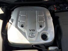 LEXUS GS300 SE AUTO  ENGINE SOLD COMPLETE 3GR-FSE 2995CC