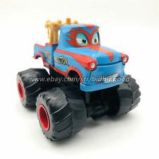 Mattel Disney Pixar Cars Mater Monster Truck Diecast Vehicle Model Car Toy Loose