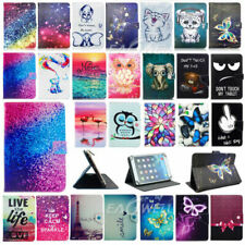 Universal Pattern Leather Flip Tablet Stand Case Cover For Lenovo Tab 2/3/4 New