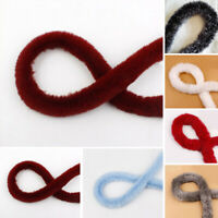 Trimming Faux Rabbit Hair Ribbon Rabbit Sewing Craft DIY For Craft Or Costume