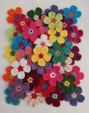 Blumen Häkeln In Sonstige Näh Verzierungen Günstig Kaufen Ebay