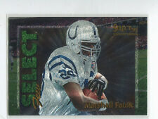 1995 Select Certified Select Few #3 Marshall Faulk/2250 Indianapolis Colts