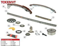TIMING CHAIN KIT TOYOTA CAMRY 2.0 08/01- TCK33 WITH VVT GEAR