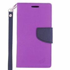 Custodie portafoglio blu per Samsung Galaxy S6