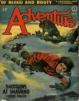 Adventure Magazine  HUGE Pulp COLLECTION 193 issues