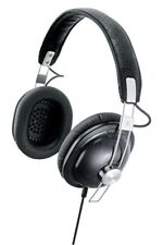 Panasonic RP-HTX7-K Black Sealed Stereo Headphone New F/S from Japan