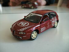 Solido Alfa Romeo 147 in Red on 1:43