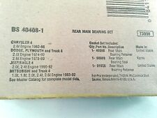 Fel-Pro Bearing Set Gaskets # BS 40408-1 Seal Only