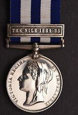 Egypt Medal ~ The Nile ~ Royal Irish Regiment ~ Pte Thomas Ryder ~ Castlebar
