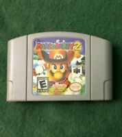 Mario Party 2 - Nintendo 64 N64 Great Condition - FAST USA SHIPPER!!!