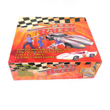 2004 PGM Speed Racer Classic and The Next Generation Trading Card Box (24 Packs)