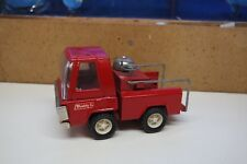 Vintage BUDDY L Fire Engine With ringing bell 1970's T16