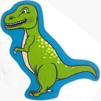 Bambino Multi Coloured Dinosaur T-Rex Washable Childrens Rug 100cm by 68cm