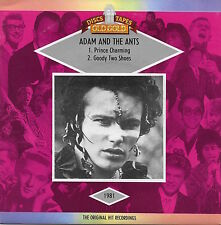 Adam and the Ants - Prince Charming / Goody Two Shoes  - U.K. Old Gold 45rpm PS