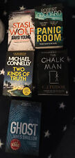 Assorted Authors X 5 Paperback Books