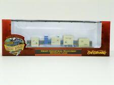 "Ertl Collectibles Ho ""Heavy Industrial Machinery Gondola Load"" Model Kit"