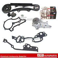 """TIMING CHAIN WATER PUMP KIT """"20R, 22R"""" FOR 78-82 TOYOTA 2.2/2.4L DOUBLE ROW"""