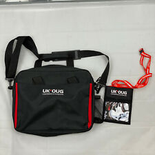 Black Uk Oracle User Group Uk-Oug Laptop Bag With Id Lanyard Nexus Collections.