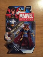 2010 Marvel Universe Doctor Strange Action Fig MOC Hasbro Series 3 #12 (B20)