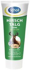 Scholl Hirschtalg Creme Fußcreme Fußbalsam Hornhaut Fußpflege Pediküre 100ml