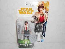 Brand New Hasbro Star Wars Force Link 2.0 SOLO Movie 2018 QI'RA (CORELLIA) 3.75""