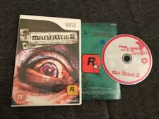 Nintendo Wii / Wii u compatible manhunt 2