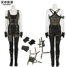 HZYM Resident Evil: The Final Chapter Alice Cosplay Costume Customize