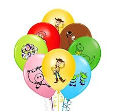 "7  X 12"" TOY STORY Character Latex Balloons Party Decoration - Birthday Party"
