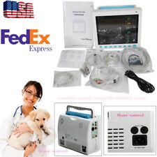 Promotion VET Veterinary ICU Patient Monitor 6 parameter Vital Signs,Pets,CONTEC