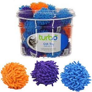 Mop Balls Cat Toys- 3
