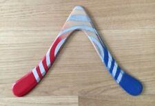 "Rare original Colorado Boomerangs signed boomerang, LEFT HANDED ""Alpine"""