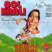GOL KRALI - KEMAL SUNAL-TÜRKISCHE KINO FILM-VCD
