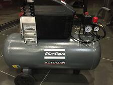 Compressore lt 50 atlas copco hp 2 automan il numero uno al mondo - 8 bar