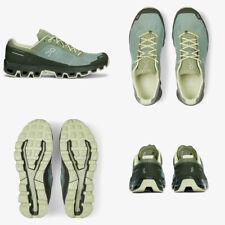Schuhe Freizeit ON RUNNING Cloudventure Resedagrün Jungle