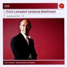 CD de musique en coffret symphonie sur album
