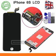 """For iPhone 6S 4.7"""" Retina LCD Black Screen Digitizer Touch Display Assembly Unit"""