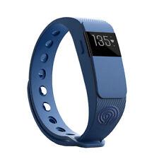 B-Ware NINETEC Smartfit F2HR Fitnesstracker Aktivitätsband Herzfrequenz Blau