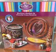 Nostalgia  Rotary Hollow Chocolate Candy Maker HCC360