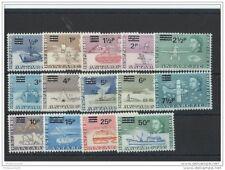 LOT : 082015/035A - ANTARCTIQUE BRITANNIQUE 1971 - YT N° 25/38 NEUF SANS CHARNIE