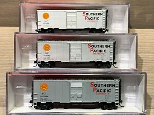 3 N Scale Intermountain Southern Pacific Lines Overnight SP B-50-24 NSCINT08-101