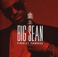 Big Sean - Finally Famous: The Album [New CD] Clean