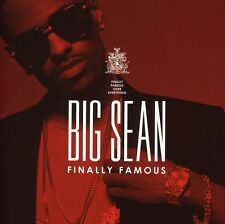 Big Sean - Finally Famous: The Album [New CD] Clean