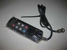 Remote Control for Thermal Massage Bed CERAGEM New Unused Controller