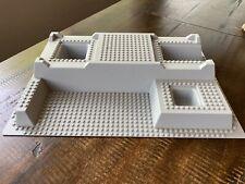 LEGO 3D Raised Baseplate Base Plate Light Gray 51542 32 x 48