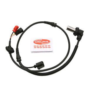 Delphi SS20039 ABS Wheel Speed Sensor For 99-05 A4 A4 Quattro Passat S4