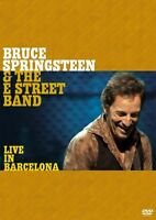 BRUCE SPRINGSTEEN Live In Barcelona 2DVD BRAND NEW PAL
